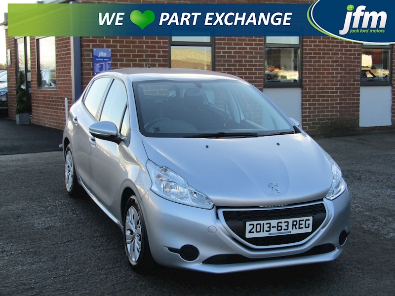 208 1.4 HDi FAP Access+ 1.4 5dr Hatchback Manual Diesel