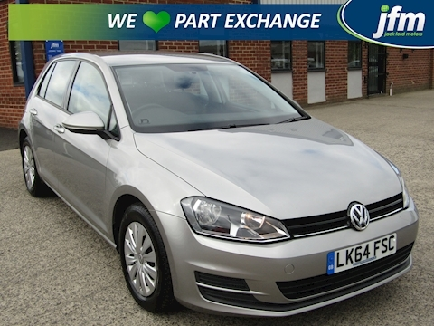 Volkswagen Golf 1.6 S TDI BlueMotion Technology