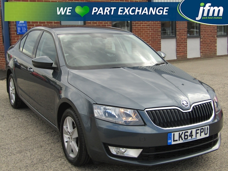 Octavia 1.6 TDI CR SE [99g/km] 1.6 5dr Hatchback Manual Diesel