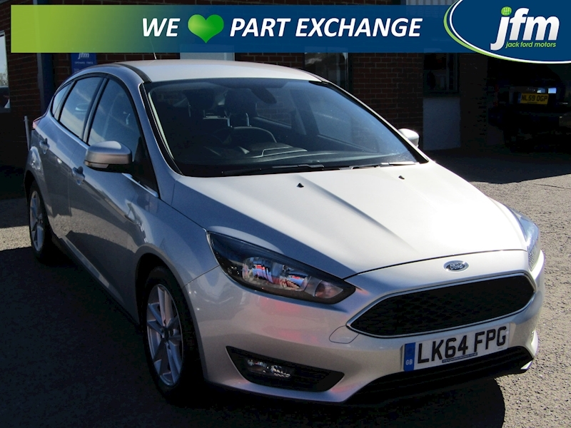Focus 1.6 TDCi [115] Zetec 1.6 5dr Hatchback Manual Diesel