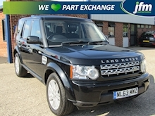 2013 Land Rover Discovery 4 3.0 SDV6 [255] GS Auto Estate Diesel 3.0 - Thumb 0
