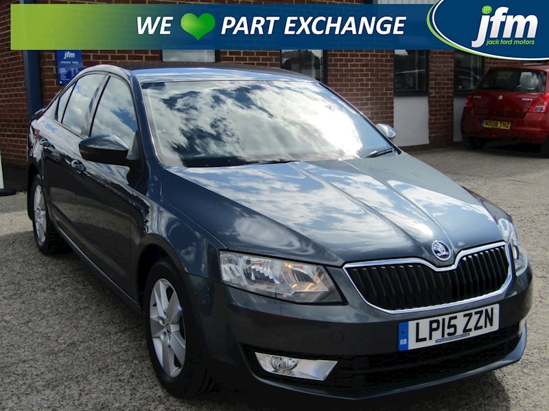 Octavia 1.6 TDI CR SE [99g/km]] 1.6 5dr Hatchback Manual Diesel