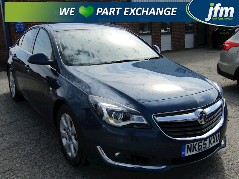 Insignia 1.6 CDTi ecoFLEX SRi NAV [Start/Stop] 1.6 5dr Hatchback Manual Diesel