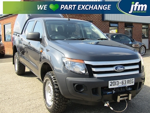 Ford Ranger 2.2 TDCi [150] XL Double Cab [4X4]