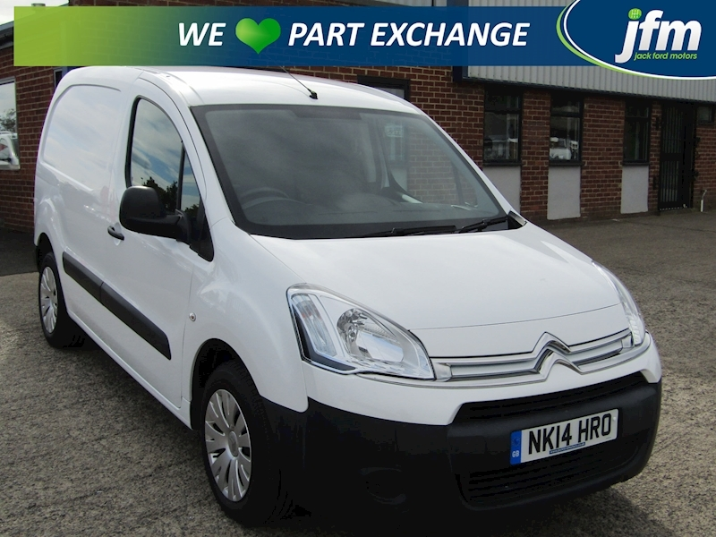 Berlingo 1.6 HDi [90] 850 Enterprise L1 H1 1.6 4dr Panel Van Manual Diesel