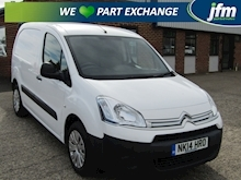 2014 Citroen Berlingo 1.6 HDi [90] 850 Enterprise L1 H1 Panel Van Diesel 1.6 - Thumb 0