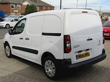 2014 Citroen Berlingo 1.6 HDi [90] 850 Enterprise L1 H1 Panel Van Diesel 1.6 - Thumb 4