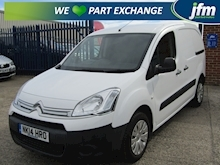 2014 Citroen Berlingo 1.6 HDi [90] 850 Enterprise L1 H1 Panel Van Diesel 1.6 - Thumb 9