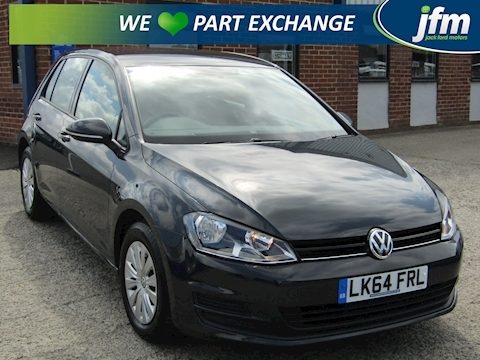 Volkswagen Golf 1.6 TDi Bluemotion Tech S