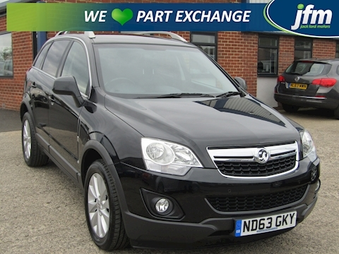 Vauxhall Antara 2.2 CDTi [4X4] Diamond [Start/Stop]