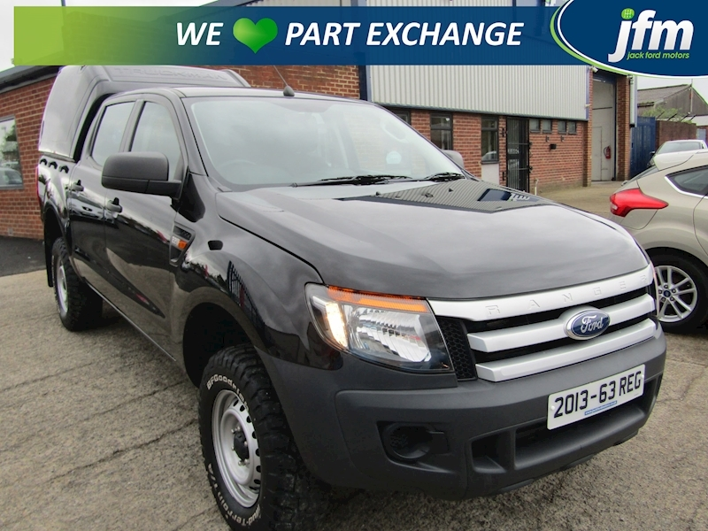 Ranger 2.2 TDCi [150] XL Double Cab [4X4] 2.2 5dr Pick Up Manual Diesel