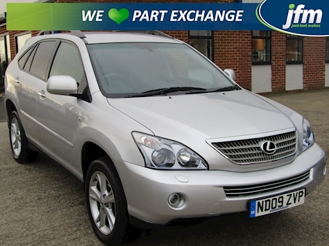 Lexus RX 400H 3.3 Limited Edition Executive CVT