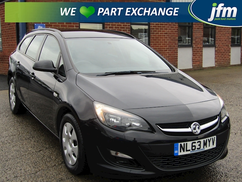 Astra 1.3 CDTi ecoFLEX ES [Start/Stop] 1.3 5dr Estate Manual Diesel