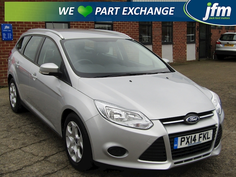 Focus 1.6 TDCi [95] Edge 1.6 5dr Estate Manual Diesel