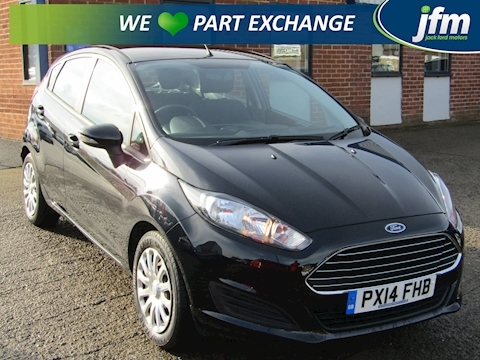 Ford Fiesta 1.5 TDCi Style [98g/km]