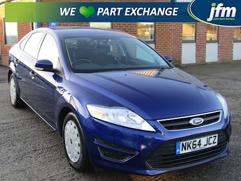 Ford Mondeo 1.6 TDCi ECO Edge