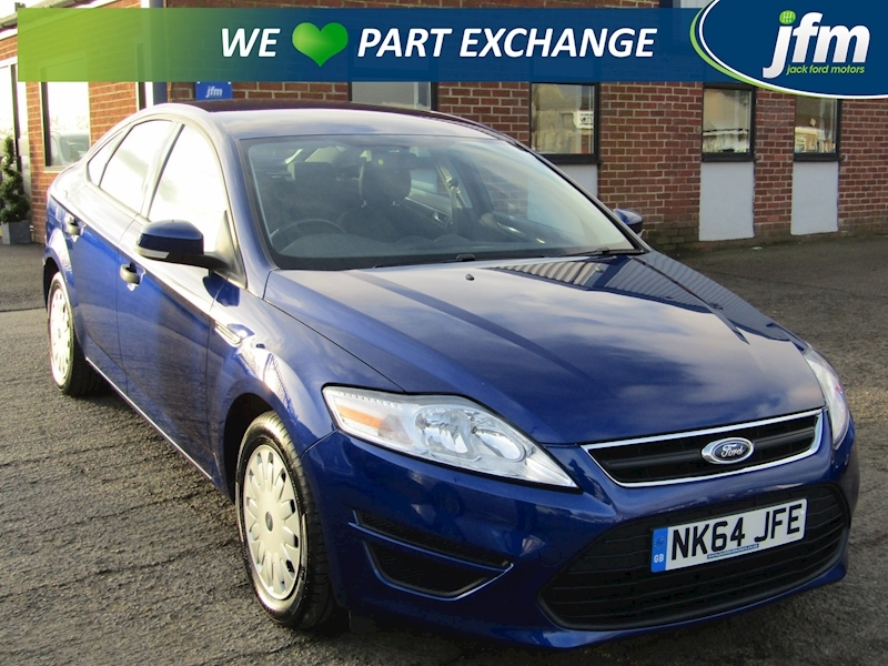 Mondeo 1.6 TDCi ECO Edge 1.6 5dr Hatchback Manual Diesel
