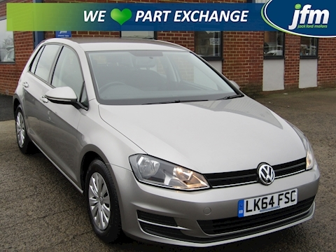 Volkswagen Golf 1.6 TDI [99g/km] Bluemotion Tech S [Start/Stop]