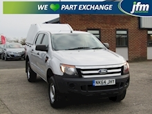 2014 Ford Ranger 2.2 TDCi [150] XL Double Cab [4X4] Pick Up Diesel 2.2 - Thumb 0