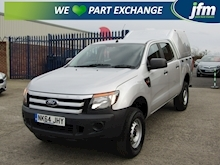 2014 Ford Ranger 2.2 TDCi [150] XL Double Cab [4X4] Pick Up Diesel 2.2 - Thumb 10
