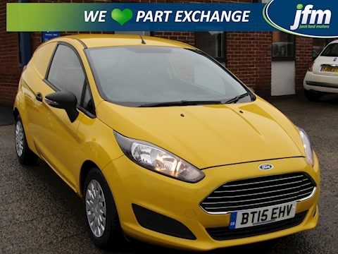 Ford Fiesta 1.6 TDCi [95] ECOnetic