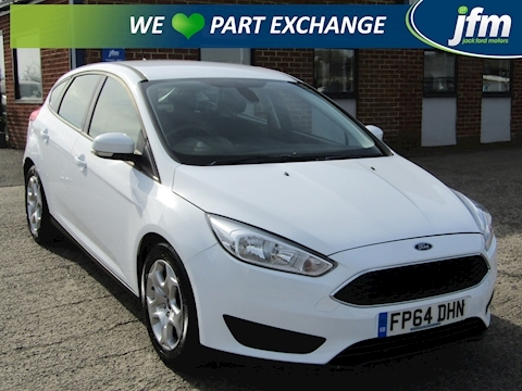 Ford Focus 1.6 TDCi [95] Style