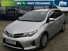 2015 Toyota Auris 1.4 D-4D Active Touring Sports Estate Diesel 1.4 - Thumb 9