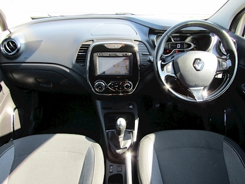 Captur 1.5 dCi [90] Dynamique S MediaNav Energy (s/s) 1.5 5dr Hatchback Manual Diesel