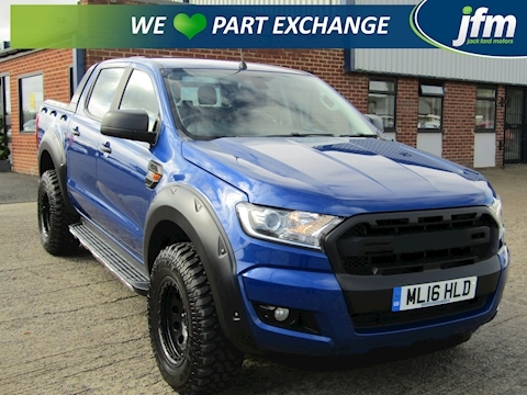 Ford Ranger 2.2 TDCi [160] XLT Double Cab 4X4