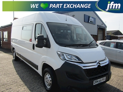 Citroen Relay 2.2 HDI 35 L3H2 Enterprise Crew Van