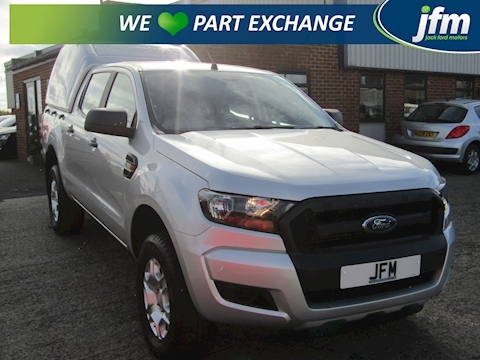 Ford Ranger 2.2 TDCi [160] XL Double Cab [4X4] Pickup
