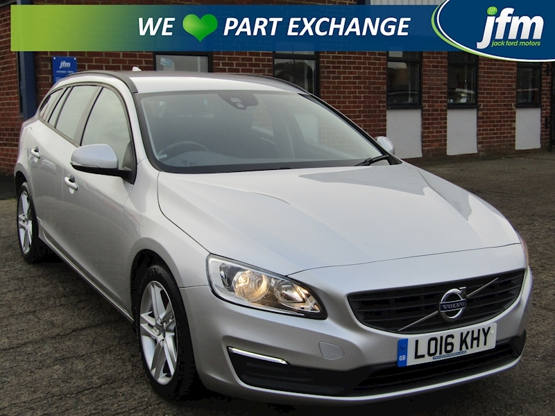 V60 2.0 D3 [150] Business Edition 2.0 5dr Estate Manual Diesel