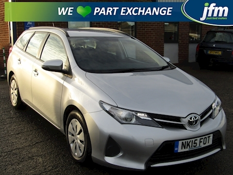 Toyota Auris 1.4 D-4D Active Touring Sports