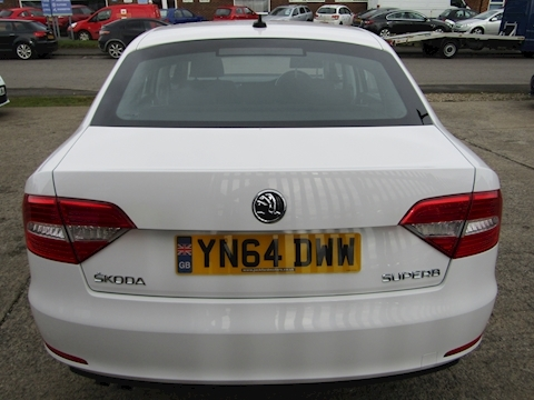 Superb 1.6 TDI CR DPF S 1.6 5dr Hatchback Manual Diesel