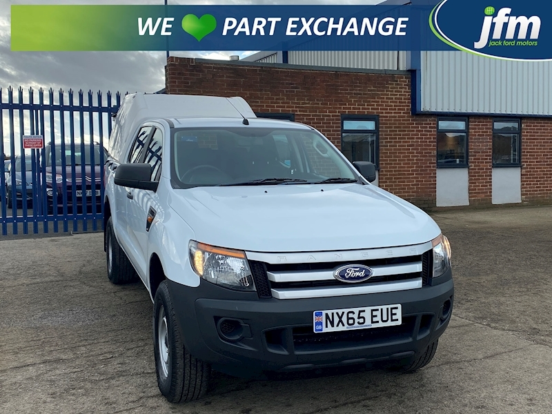 Ranger 2.2 TDCi [150] XL 2.2 2dr Double Cab Pickup Manual Diesel