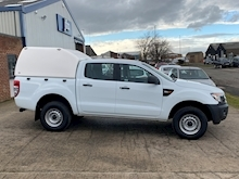 2016 Ford Ranger 2.2 TDCi [150] XL Double Cab Pickup Diesel 2.2 - Thumb 9