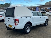 2016 Ford Ranger 2.2 TDCi [150] XL Double Cab Pickup Diesel 2.2 - Thumb 10