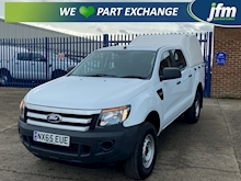 2016 Ford Ranger 2.2 TDCi [150] XL Double Cab Pickup Diesel 2.2 - Thumb 18