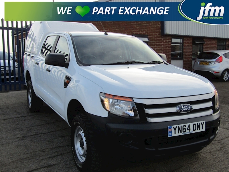 Ranger 2.2 TDCi [150] XL 2.2 4dr Double Cab Pickup Manual Diesel