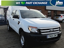 2014 Ford Ranger 2.2 TDCi [150] XL Double Cab Pickup Diesel 2.2 - Thumb 0
