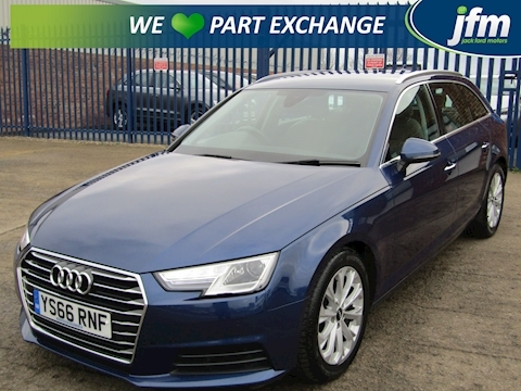 A4 Avant 2.0 TDI Ultra [150] SE [Nav] 2.0 5dr Estate Manual Diesel