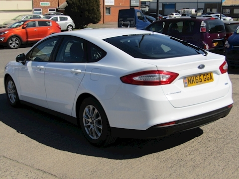Mondeo 1.5 TDCi ECOnetic Style 1.5 5dr Hatchback Manual Diesel