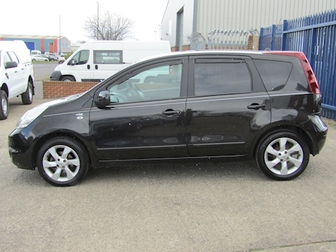 Note 1.4 16V N-Tec 1.4 5dr Hatchback Manual Petrol