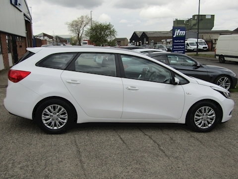 Ceed 1.4 CRDi [89] 1 EcoDynamics Sportswagon 1.4 5dr Estate Manual Diesel