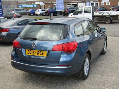 Astra 1.3 CDTi ecoFLEX Design [Start/Stop] 1.3 5dr Estate Manual Diesel