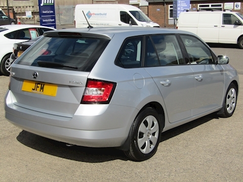 Fabia 1.4 TDI [75] S 1.4 5dr Estate Manual Diesel