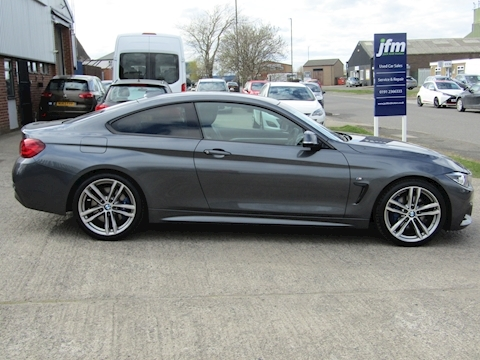 4 Series 420i 2.0 [184] M Sport 2.0 2dr Coupe Automatic Petrol