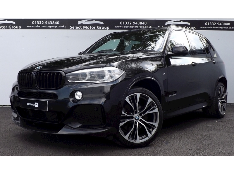 BMW X5 3.0 Xdrive40d M Sport Estate Automatic Diesel