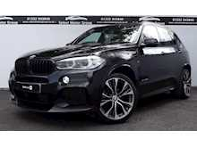 X5 3.0 Xdrive40d M Sport Estate Automatic Diesel