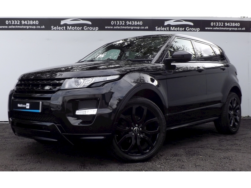 Land Rover Range Rover Evoque SD4 2.2 Dynamic 5dr Estate Automatic Diesel